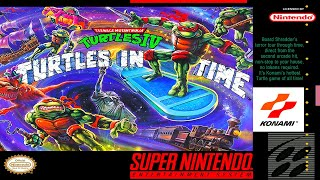 Vídeo Teenage Mutant Ninja Turtles: Turtles in Time