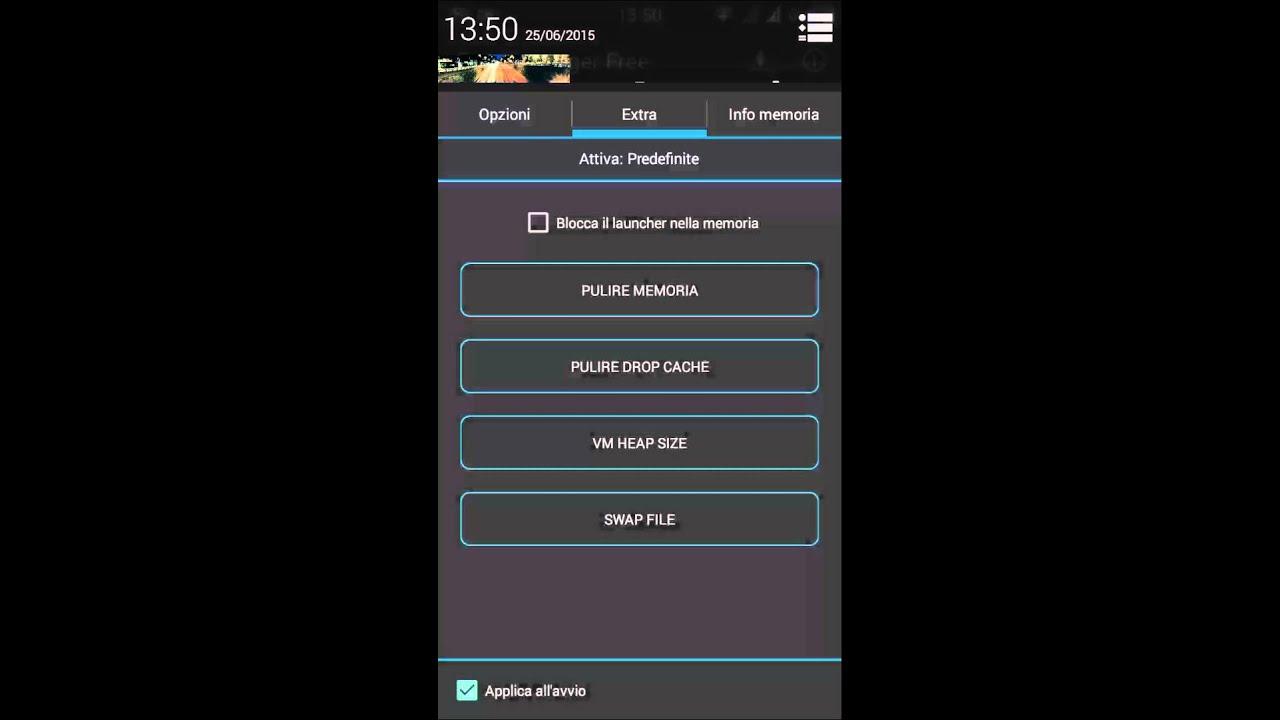 Come aumentare RAM Android, con e senza root ...