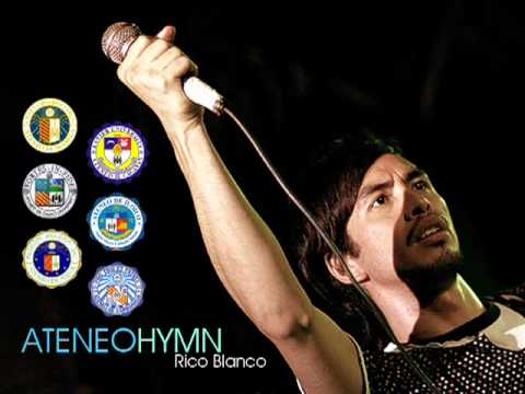 Ateneo Hymn (SONG FOR MARY)-  Rico Blanco