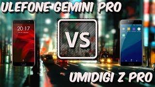 Ulefone Gemini PRO vs Umidigi Z PRO [COMPARATIVO] Mais do mesmo?