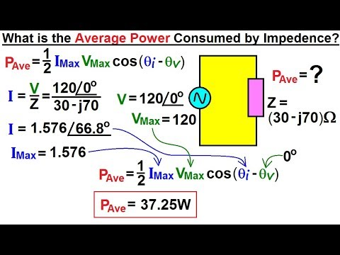 how to calculate the power of