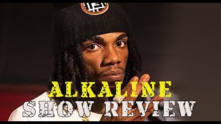 Download Alkaline 2019 Toronto Canada Show with his band