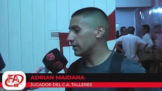 FATV 19/20 Fecha 15 - Talleres 2 - Fénix 1 - Entrevistas III
