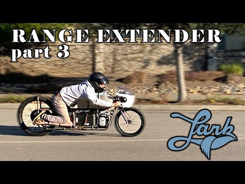Extreme Range EV Mini Bike Build | Part 3 | Lark Machine Co