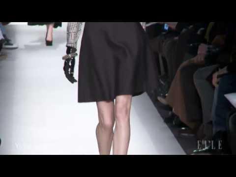 Yves Saint Laurent. Paris Fashion Week otoño invierno 2010 / 2011