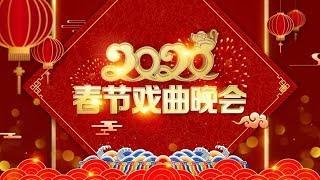 《2020春节戏曲晚会》 20200125 2/2| CCTV戏曲