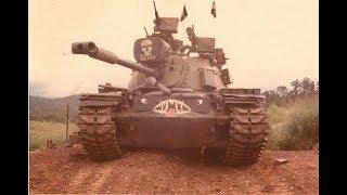 M48 Patton - Могучий и ужасный | Война во Вьетнаме