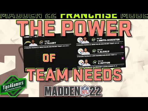 Madden 22: Abuse the Team Needs | Madden 22 Trade Tips