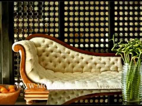 Moroccan Furniture Luxury Decor