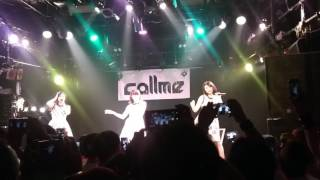 2016.7.10(Sun.) callme Live Museum 2016 Sounds Of Summer 仙台公演第...
