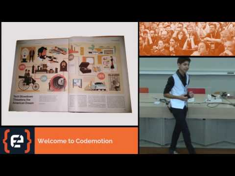 Keynote: Can Super Coders be a reality? - Atreyam Sharma - Codemotion Milan 2016