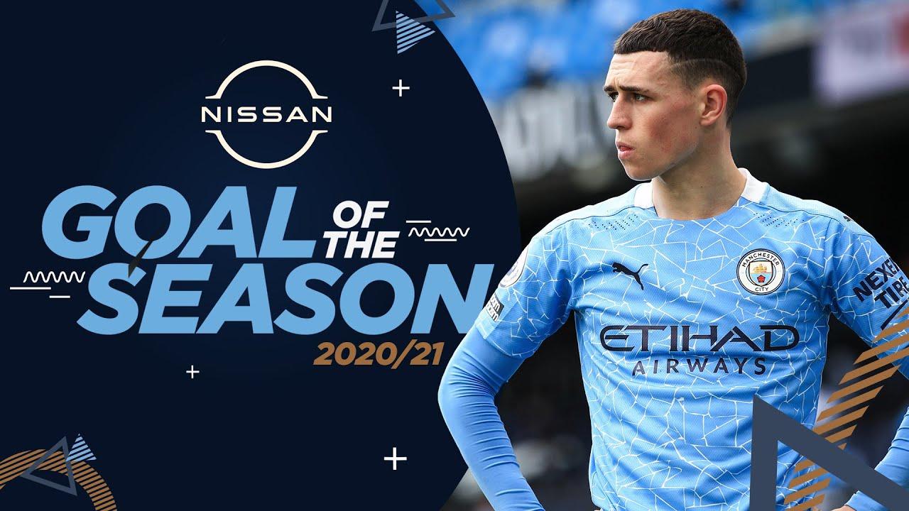 NISSAN GOAL OF THE SEASON | 20/21 | MAN CITY
