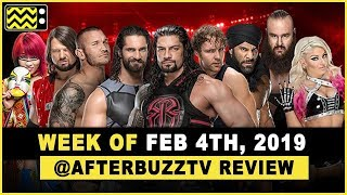 WWE's RAW for February 4th, 2019 Review & After Show