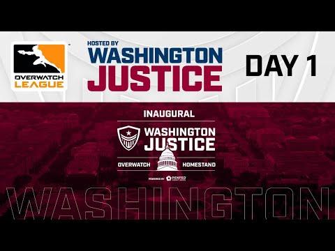 Boston Uprising Vs. Houston Outlaws | Overwatch League 2020 Season Week 3 | Day 1