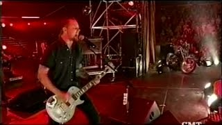 James Hetfield - Don't You Think This Outlaw Bit's Done Gone Out Of Hand LIVE (2004)