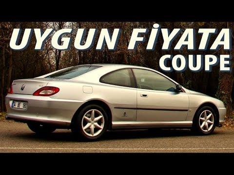 Test - Peugeot 406 Coupe | Uygun Fiyata Coupe