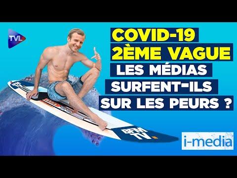 I-Média n°299 – Covid-19. Les médias surfent-ils sur les peurs ?