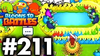 CAN 1,000 GLUE GUNNERS Destroy A ZOMG...?!?! | Bloons TD Battles Update | Bloons TD Battles Part 211