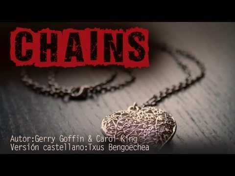 Chains. The Beatles. Gerry Goffin & Carol King. Adaptación al castellano. Spanish cover. Karaoke
