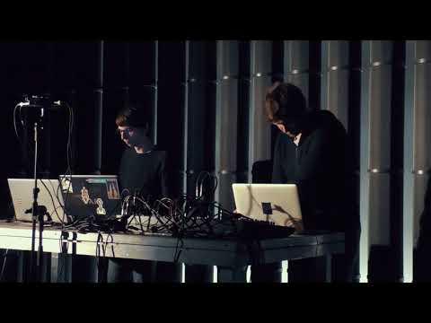 Nikita Vasilenko & Dmitri Mazurov - Contagious Architecture @ Stanislavsky Electrotheatre