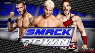 "WWE [HD] : WWE Smackdown 13th Theme - ""Born 2 Run"" + [Download Link]"