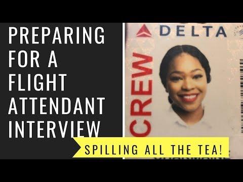 Preparing For Flight Attendant Interview. (Delta Specific)