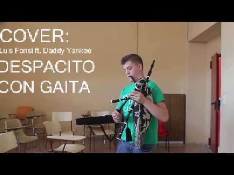 Miguel Ramalleira-Despacito con Gaita