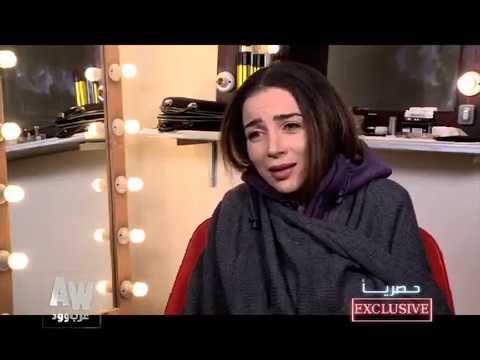 عرب وود | مي عزالدين تكشف حقيقة تعديل صورها بالفوتوشوب بسبب نحافتها