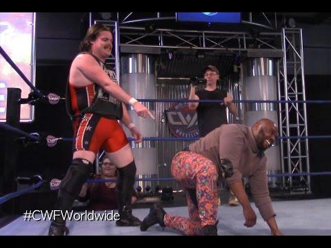 CWF Mid-Atlantic Worldwide Ep. #103: Justice vs. Lockhart / White Mike vs. Chuck Taylor (5/3/17)