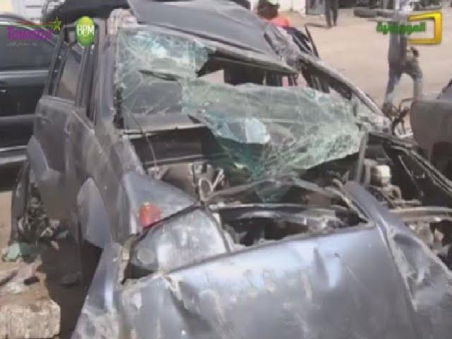 موسم الخريڢ...مخاوف حوادث السير | قناة الموريتانية