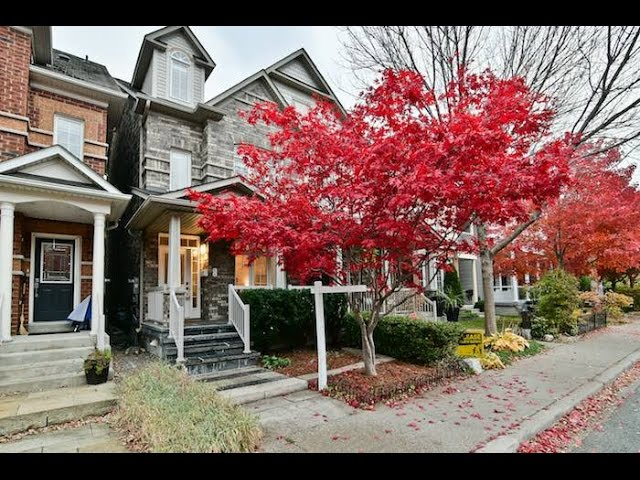 36 Crossovers St Toronto Open House Video Tour