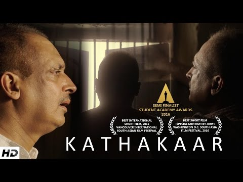 KATHAKAAR – Ft. Piyush Mishra | Award Winning Short Film
