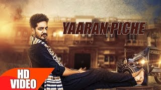 Yaaran Piche | Gurjazz | Jashan Nanarh | Latest Punjabi Song 2016 | Speed Records
