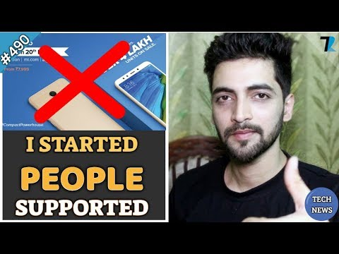 Miui 9.5 Oreo,Facebook in Trouble,Huawei P20 40MP Camera,Acer Orion 9000,Youtube Live-#490