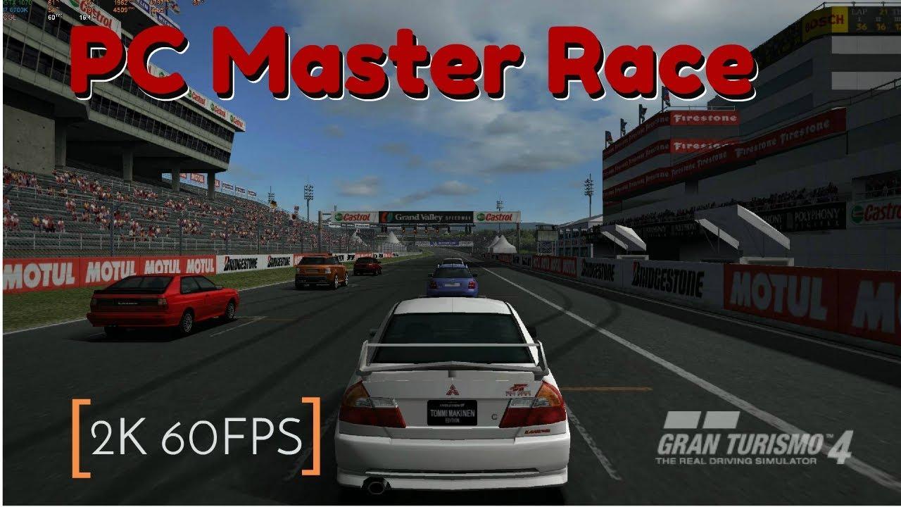 El mejor Gran turismo para la PC Master Race