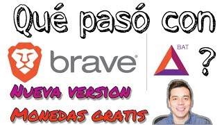 Nueva version de Brave: Facil configuración y cómo obtener BAT gratis|Tutorial