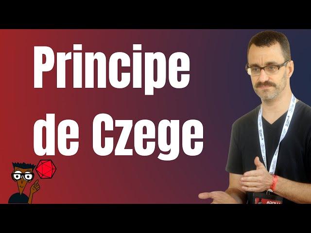 Principe de Czege en - de CINQ minutes