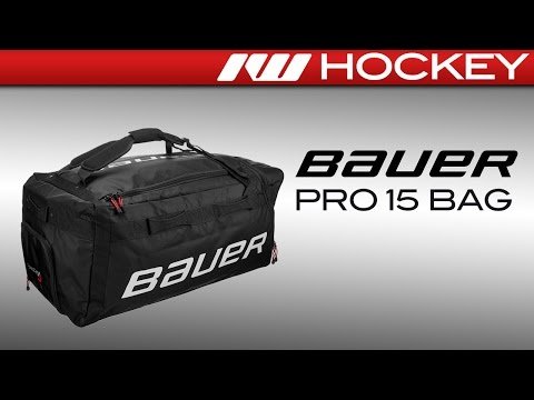 Bauer Pro 15 Carry Hockey Bag Review