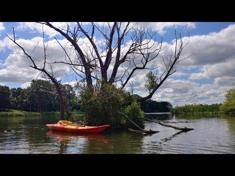 River Raisin Kayak.-Tecumseh, MI