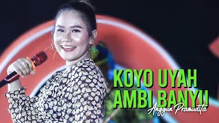 Download lagu Anggun Pramudita - Koyo Uyah Ambi Banyu (Official Music Video)