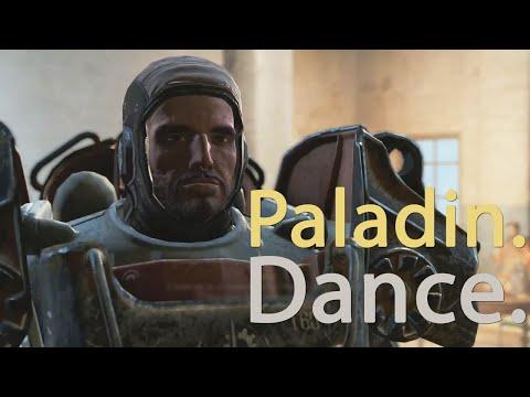 Fallout 4 - Safety Paladin Dance