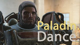 Fallout 4 - Safety Paladin Dance