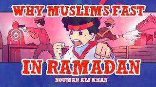 Why Muslims Fast in Ramadan? | Subtitled