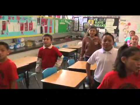 Randall Pepper Elementary School its a new day