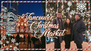 Vancouver Christmas Market | VLOG Day 61