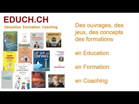 Bienvenue sur  la Chaîne Educh.ch Education Formation Coaching