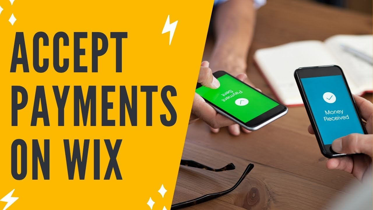 HOW TO ACCEPT PAYMENTS ON WIX + ADD AN ONLINE STORE IN WIX