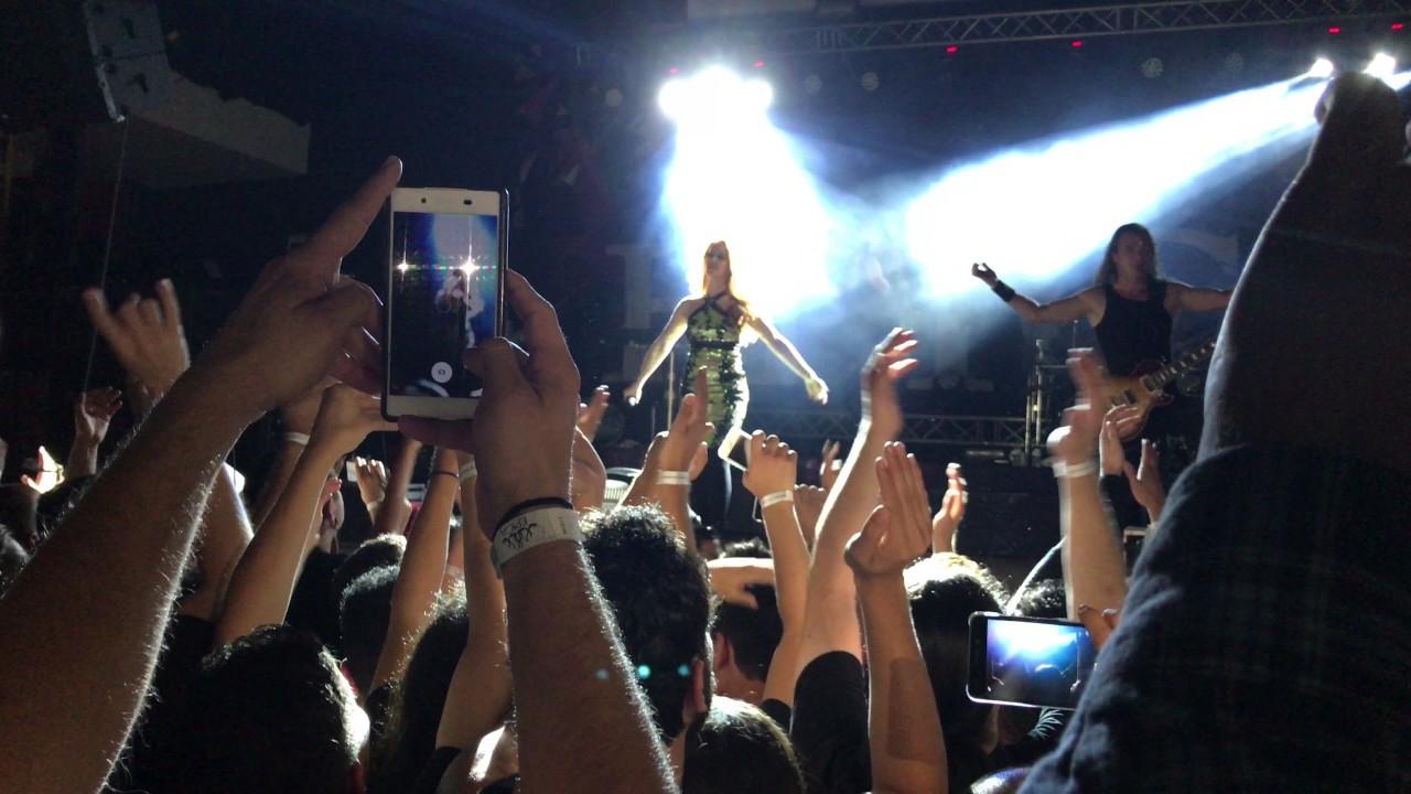 Epica - Unleashed (Live in San José, Costa Rica) - 4K