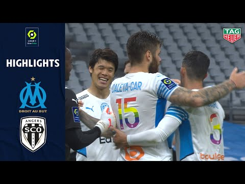 Marseille Angers Goals And Highlights