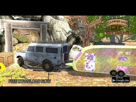 Oceanside Camper Van Truck: Eminent Village Tent